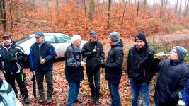 Winterwanderung der Alten Herren