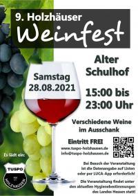 9. Holzhäuser Weinfest 2021
