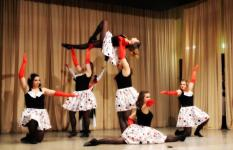 Tanzgruppe Enjoy - TuSpo Holzhausen
