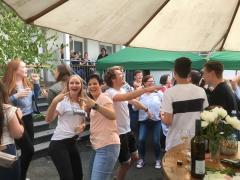 Review zum 7. Holzhäuser Weinfest