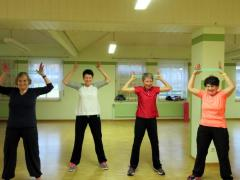 Body-Workout im DGH Holzhausen