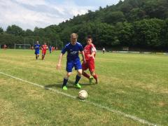Auswärtsspiel gegen den FC Cleeberg am 13. Mai 2018