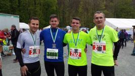 Paddy Dross, Kevin Briese, Dominic Rumpf, Andreas Rumpf