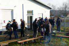 Fleischbraten der Alten Herren am 27. 12. 2019