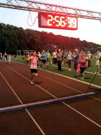 Dominic Rumpf - Marathon 2018