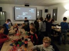 E1-Jugend - Weihnachtsfeier 2018