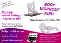 Jeden Freitag Body-Workout