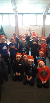 F2-Jugend - Weihnachtsfeier 2018