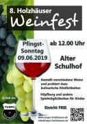 Holzhäuser Weinfest 2019