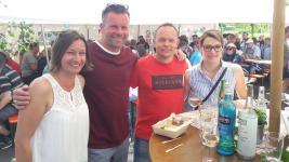 8. Holzhäuser Weinfest am Pfingstsonntag, 9. Juni 2019