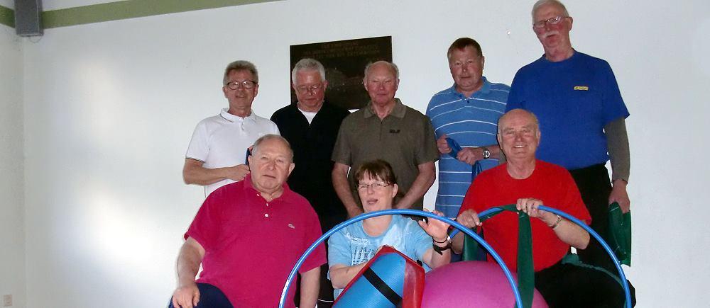 Gymnastik beim TuSpo Holzhausen